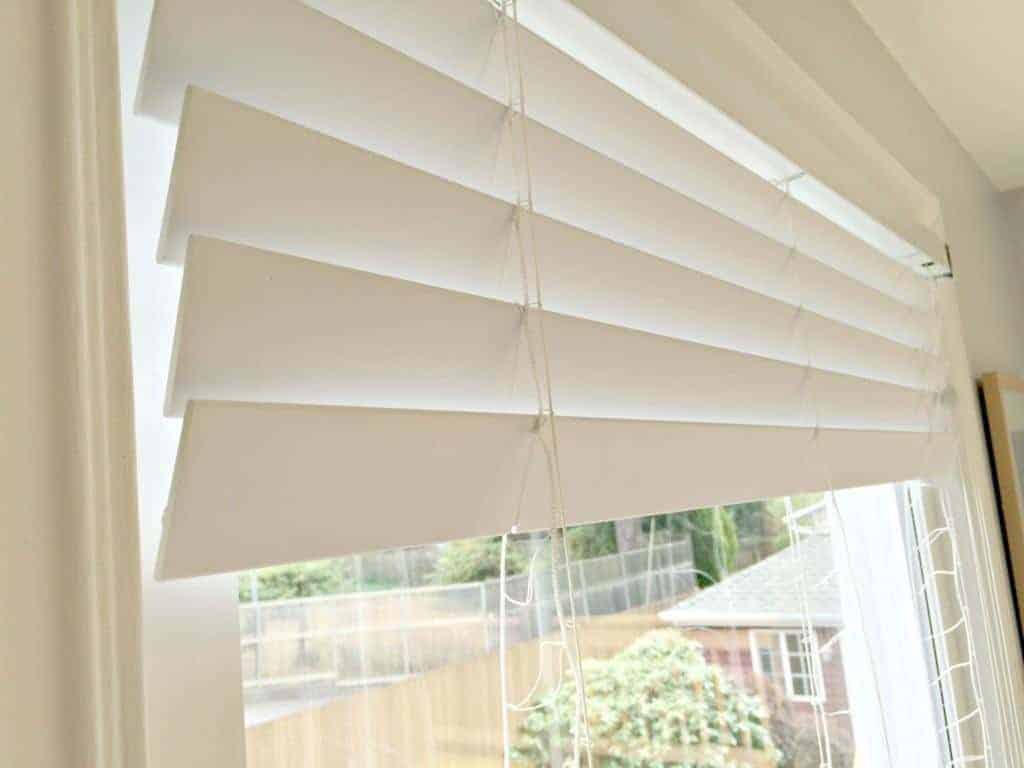 Give Sun Damaged Blinds New Life With Spray Paint The