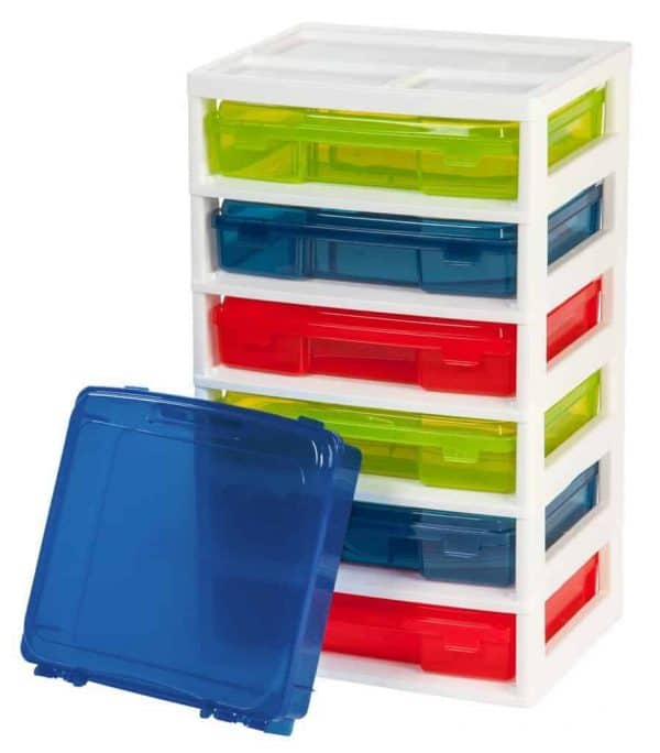 This Lego storage solution wasn't cutting it anymore!