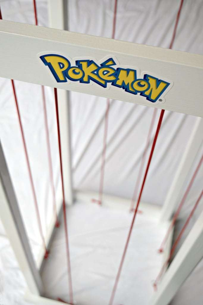The Pokemon sticker on the top gives the Pokemon Center that final touch - The Handyman's Daughter