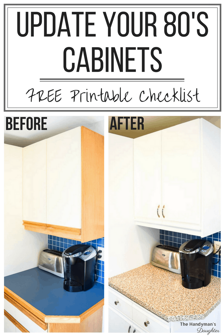 Groovy Tips For Updating Melamine Cabinets With Oak Trim The Download Free Architecture Designs Sospemadebymaigaardcom