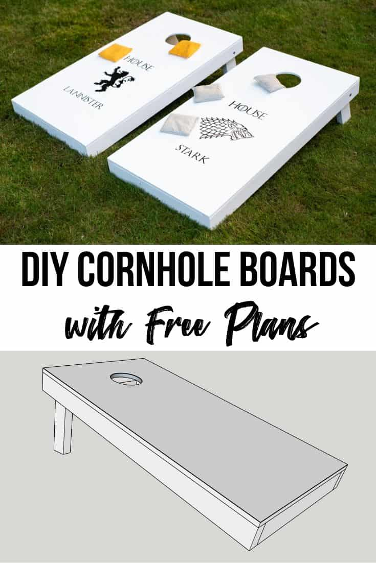 picture about Printable Cornhole Rules identify Do it yourself Cornhole Community forums with Free of charge Strategies - The Handymans Daughter
