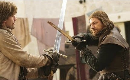 Ned Stark vs Jaime Lannister - An epic battle of families