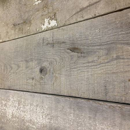 Reclaimed wood isn't hard to find, when you know where to look. These beautiful aged boards are available at my local architectural salvage yard!