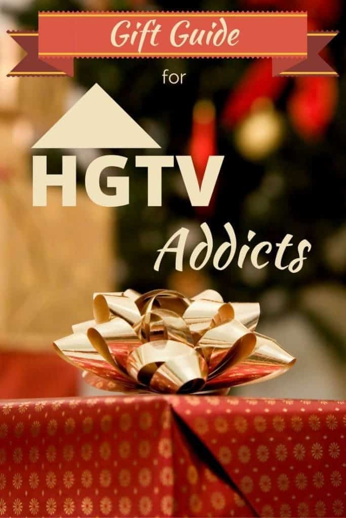This gift guide for HGTV fans is perfect for that person on your list who is obsessed with Fixer Upper, Property Brothers, or any of the previous hosts of HGTV shows!