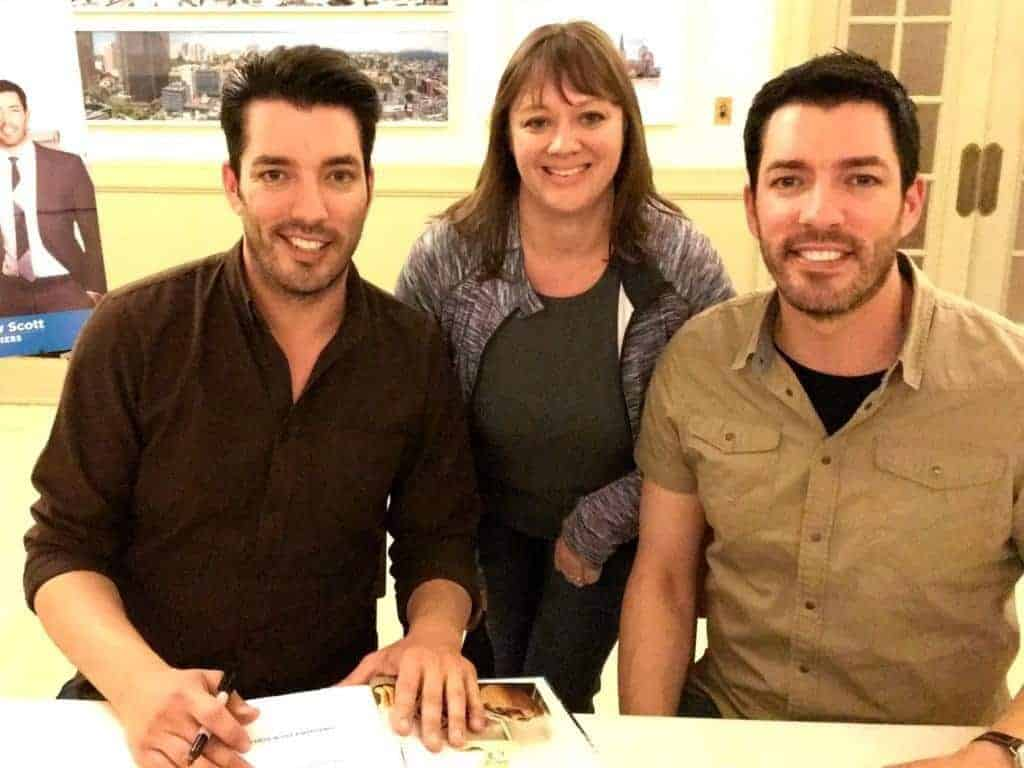 The Handyman's Daughter meets the Property Brothers!