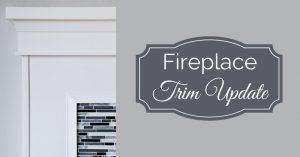 Fireplace Trim Installation