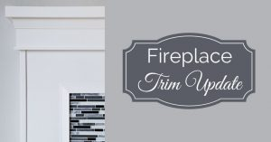 Fireplace Trim Installation