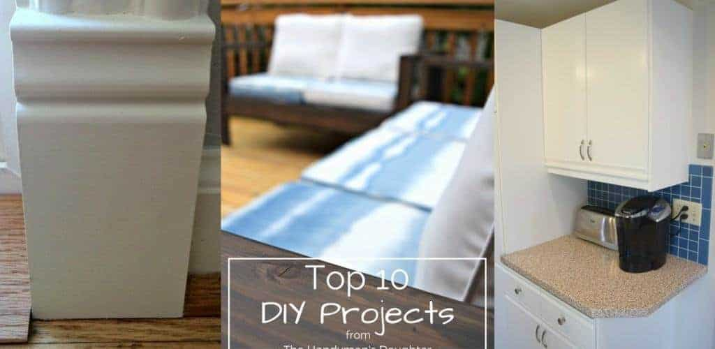 top 10 diy projects from the handyman s daughter for 2016