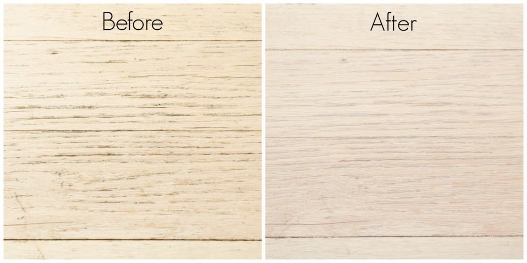 This is how I deep clean hardwood floors. The difference before and after using Bona PowerPlus hardwood floor deep cleaner is amazing!