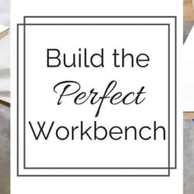 The Kreg workbench is perfect for any workshop!