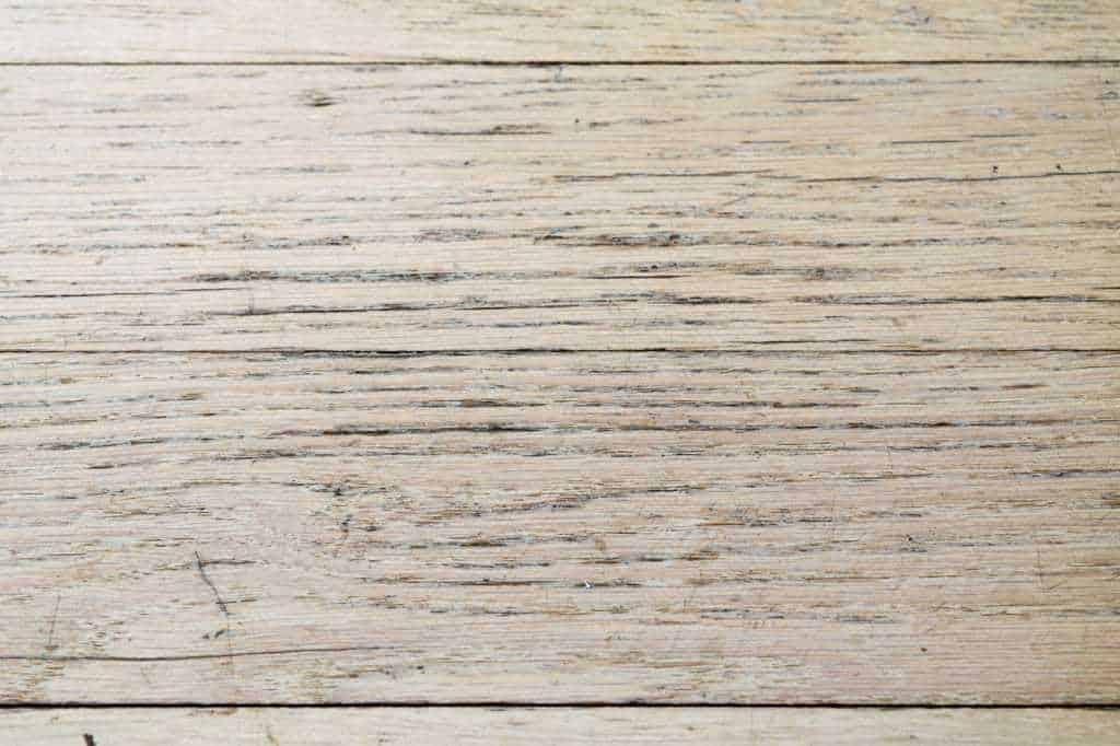 Deep clean old hardwood floors worst spot before the Deep clean wood floors
