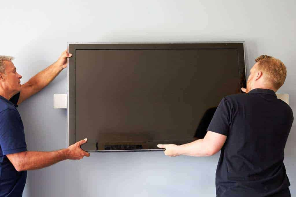 Amazon Home Services can even help you get that flat screen TV mounted on the wall!