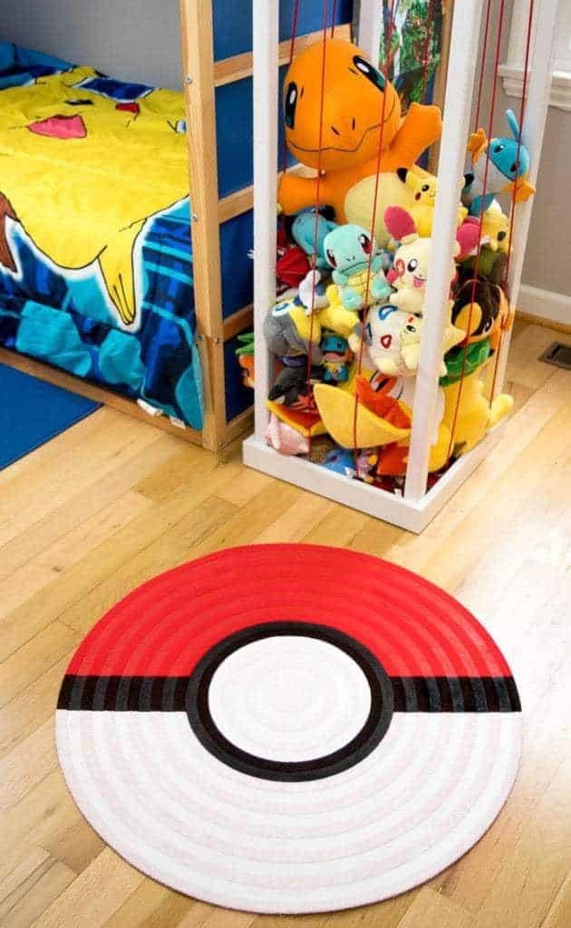 Pokemon Themed Room Images