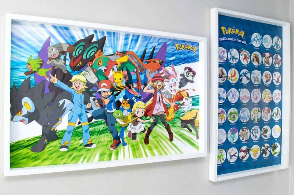 in this tutorial ill teach you how to make a poster frame with