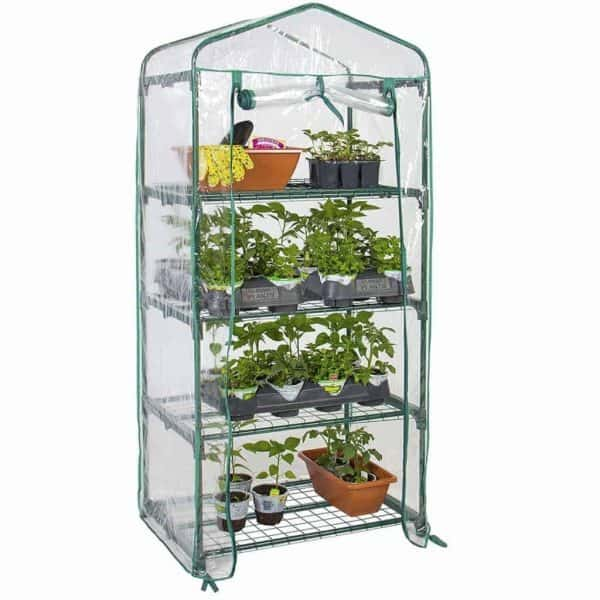 This last minute Mother's Day gift idea is great for moms with a green thumb, but not a lot of space!