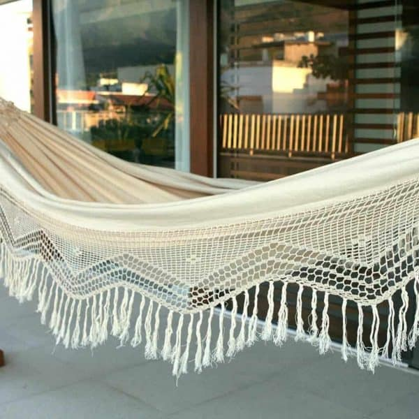 This beautiful hammock is the perfect gift for Mom!