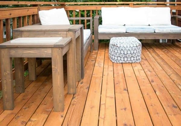 Learn how to stain a deck fast, so you can get back to relaxing outside!