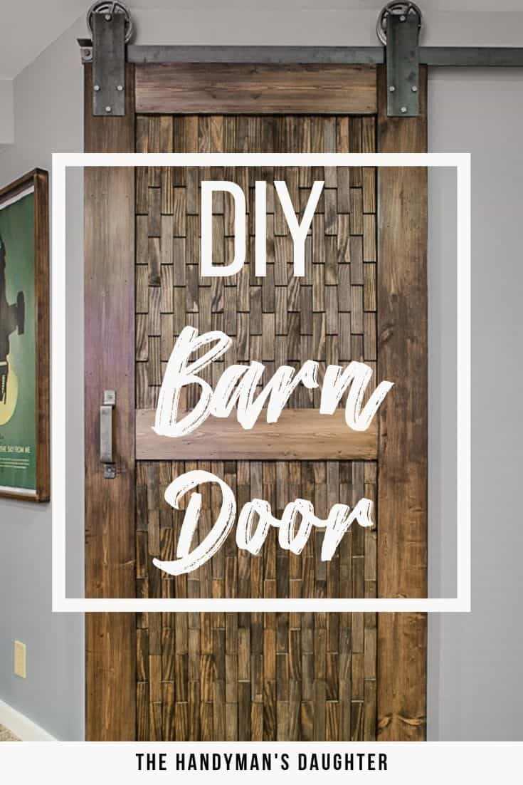 Amazing Easy Diy Barn Door With Optional Textured Panels The Download Free Architecture Designs Lukepmadebymaigaardcom
