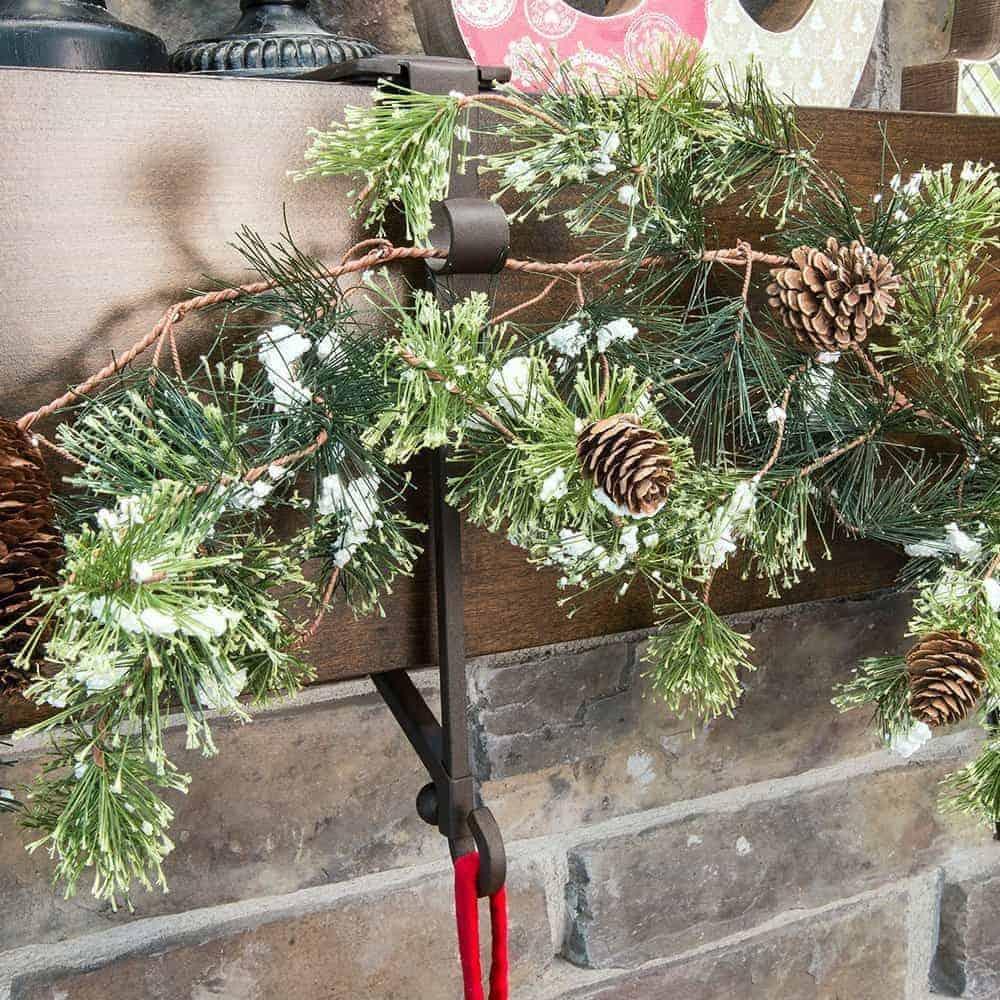 stocking and garland hanger hooks