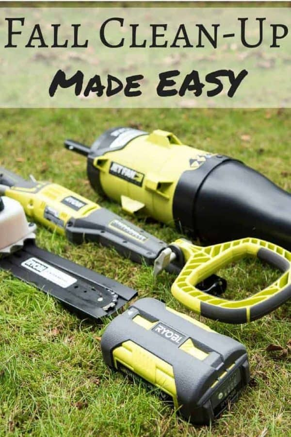 Landscape maintenance tools for easy fall clean up the for Garden maintenance tools