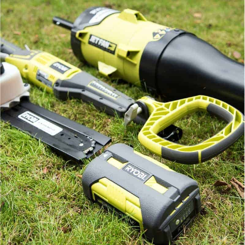 Get these landscape maintenance tools from Ryobi, and get to work!
