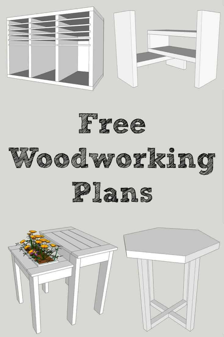 Free Woodworking Plans Library The Handyman S Daughter