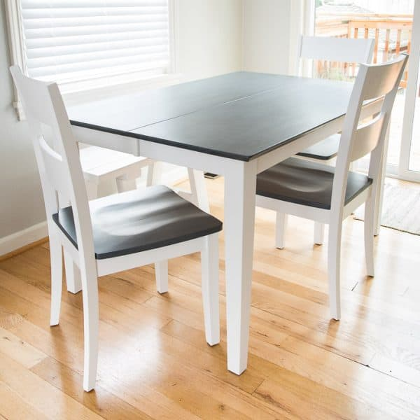 White Wood Dining Room Table: The Perfect Grey Wood Stain