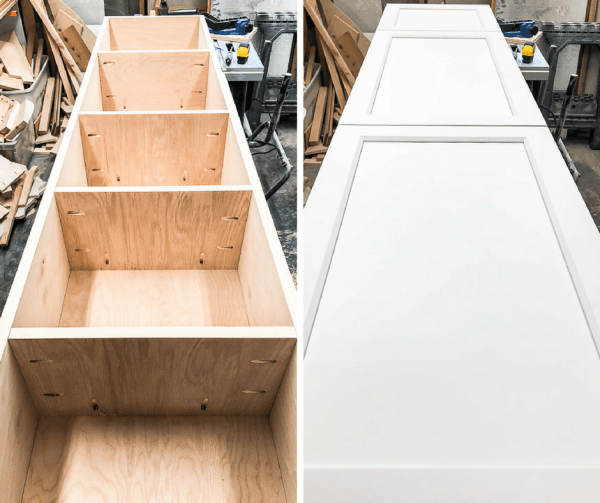 How To Build A Pantry Cabinet The, Diy Kitchen Pantry Cabinet Plans