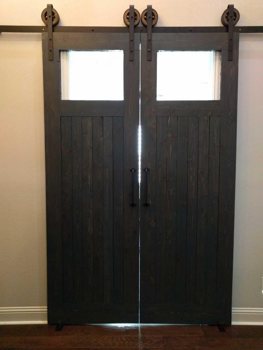 Ryan's barn doors