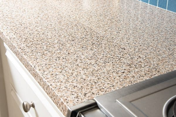 Beau Contact Paper Kitchen Counter Seam