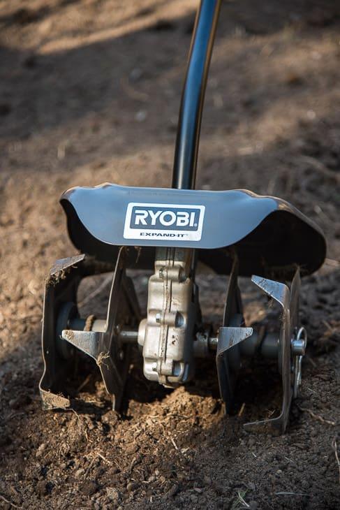 Ryobi Expand-it cultivator attachment