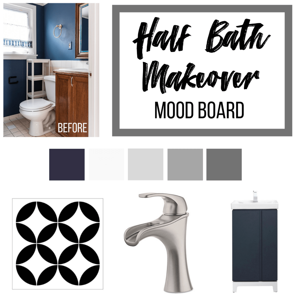 small bathroom design ideas mood board