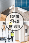 top 10 posts of 2018 at The Handyman's Daughter