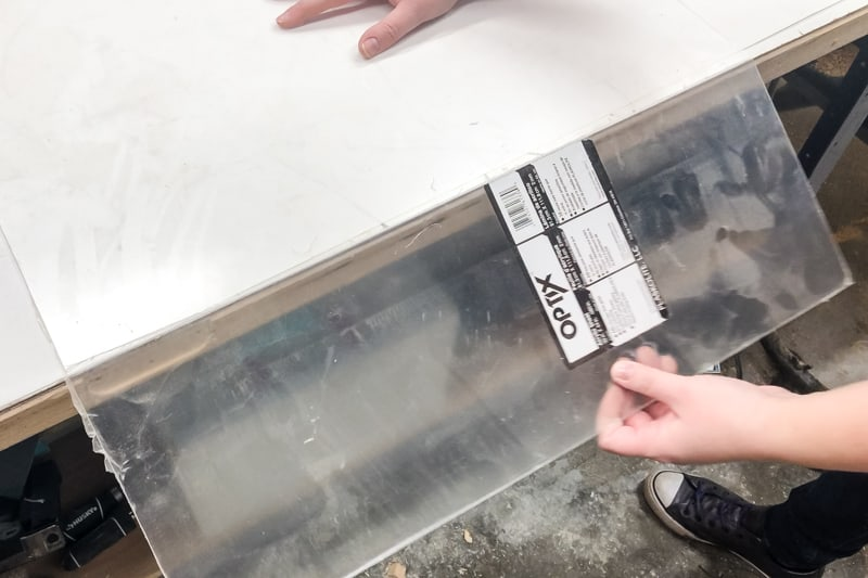 How to Cut Acrylic or Plexiglass Sheets - The Handyman's