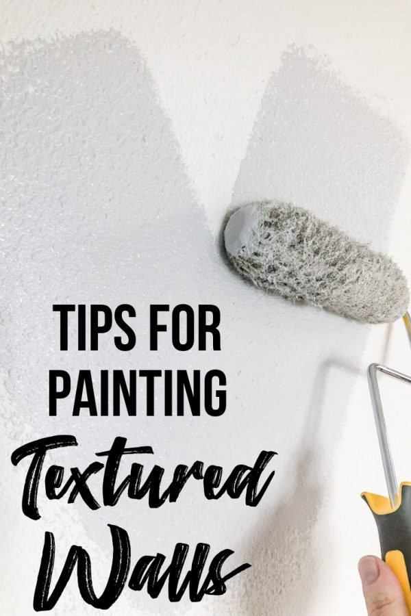 Tips for Painting Textured Walls with roller