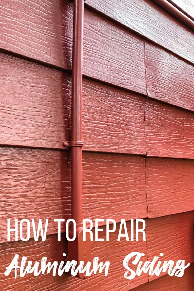 How to Repair Aluminum Siding