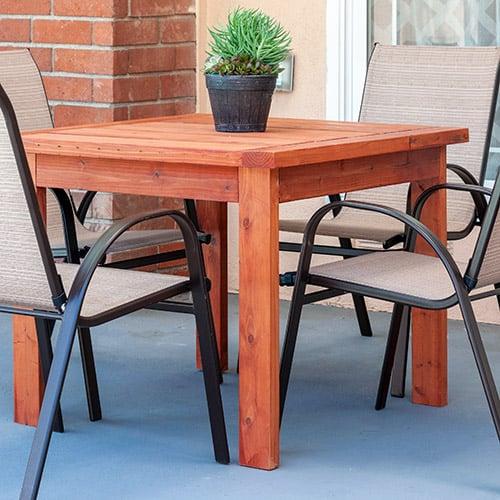 Pleasing 37 Amazing Diy Outdoor Furniture Plans The Handymans Daughter Download Free Architecture Designs Embacsunscenecom