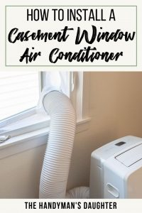 How to Install a Casement Window Air Conditioner