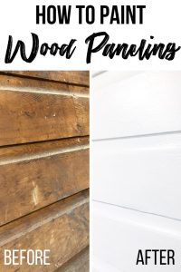 5 Tips for Painting Wood Paneling like a Pro