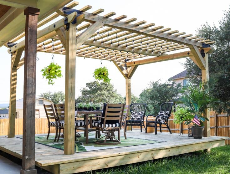 How To Build A DIY Floating Deck