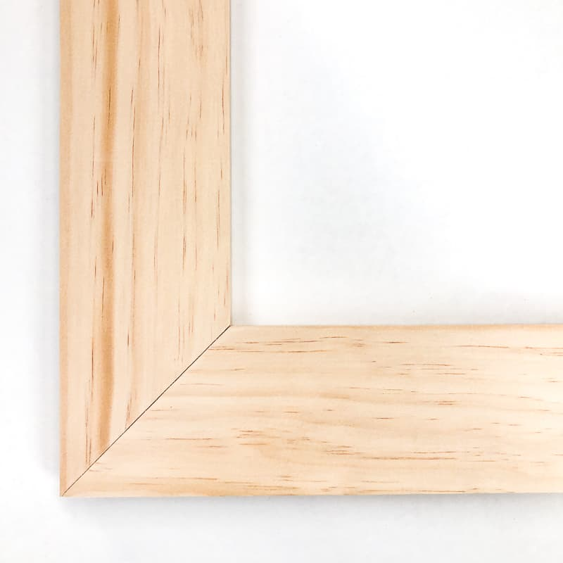 perfect mitered corner