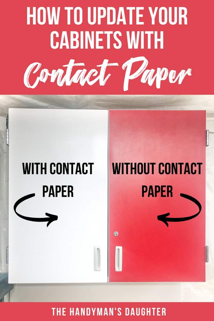 contact paper for cabinets
