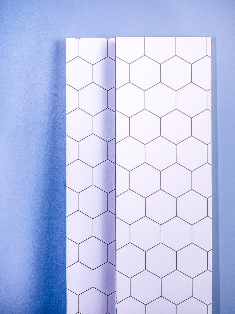 folded DIY room dividers