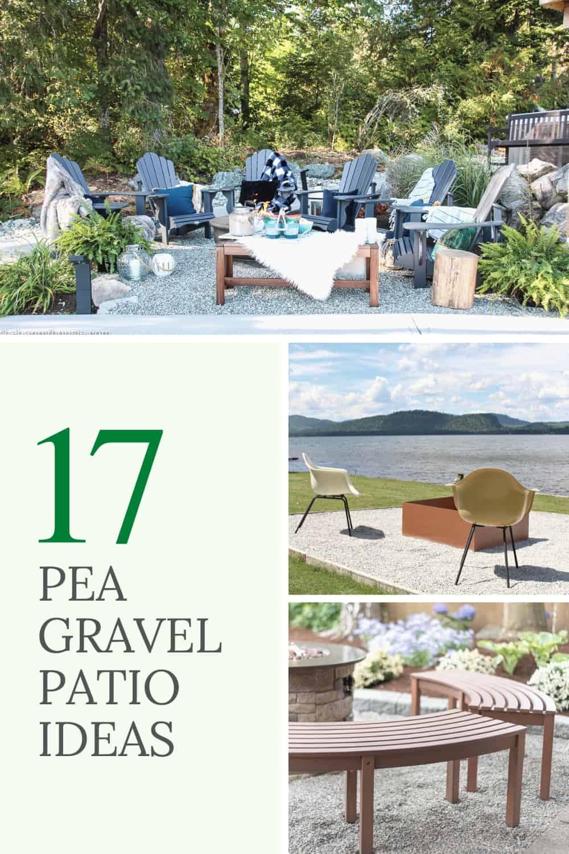 17 pea gravel patio ideas