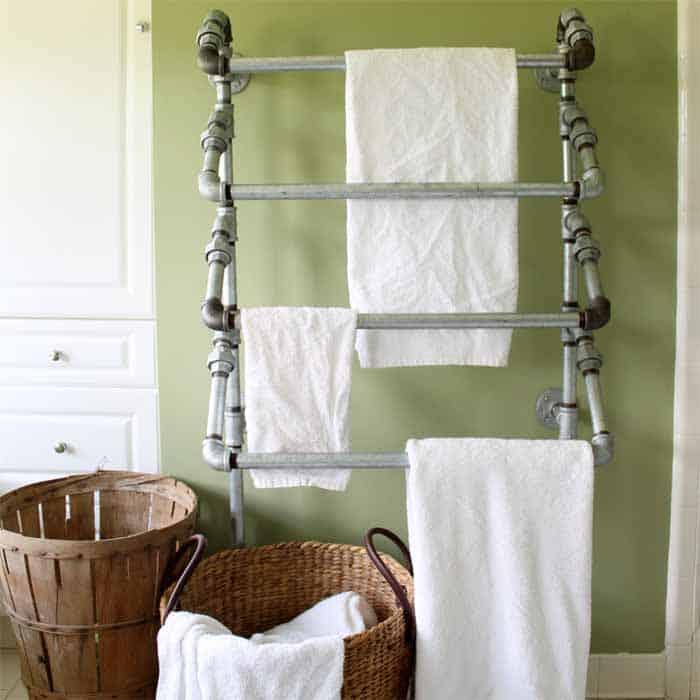 Unique Hand Towel Holders En Stock, Unique Towel Bars For Bathrooms