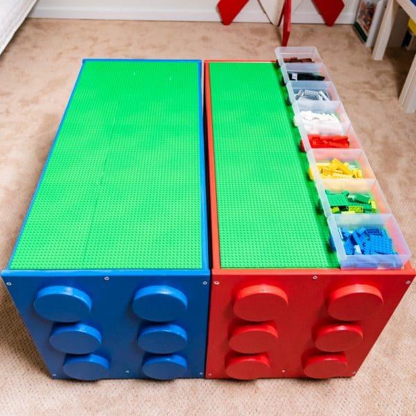 IKEA Lego table