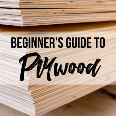 beginner's guide to plywood