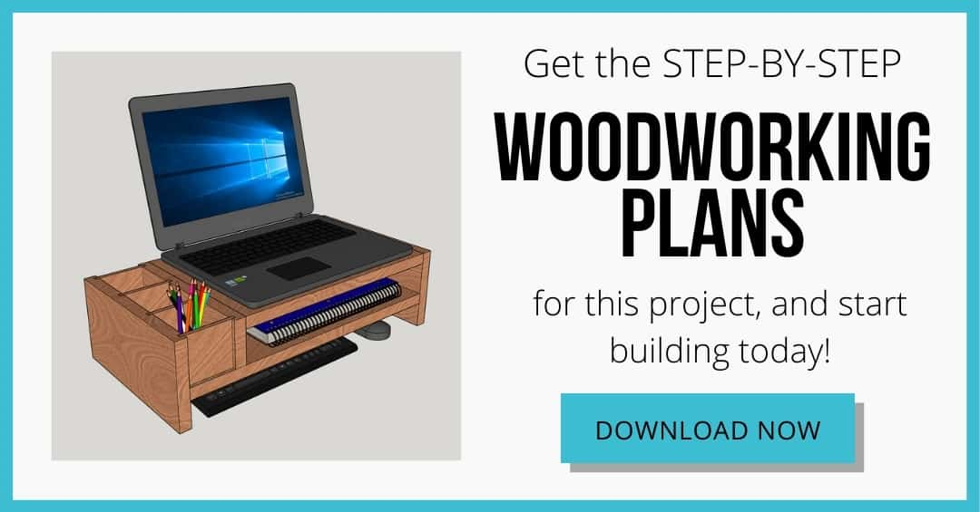 download button for DIY laptop stand plans