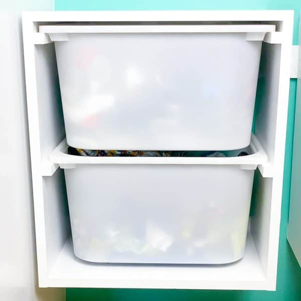 diy-wall-mount-storage-bins-front-view