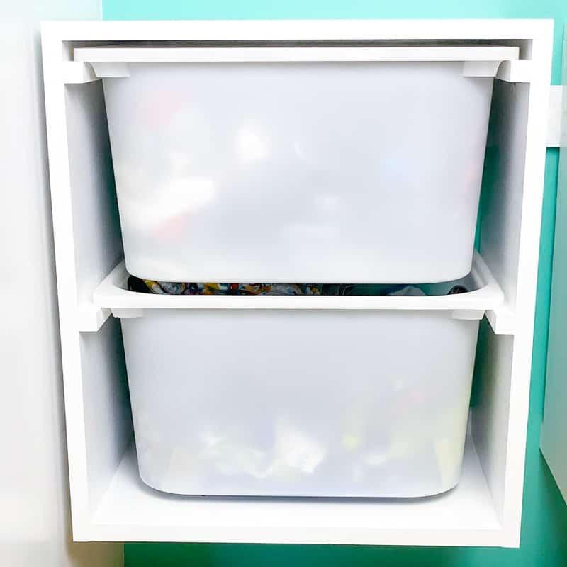 diy-wall-mount-storage-bins-front-view